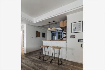 经济型110平米一室两厅田园风格走廊效果图