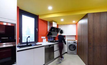 40平米小户型混搭风格厨房图片大全
