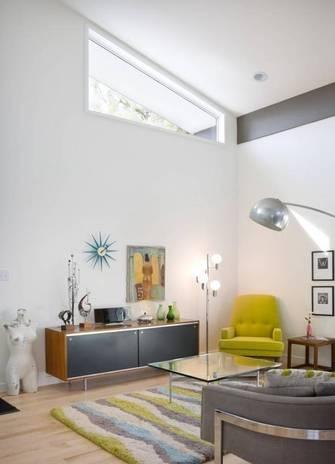简欧风格客厅装修案例