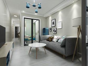 50平米公寓欧式风格客厅图片大全