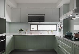 60平米一室一厅现代简约风格厨房图片大全