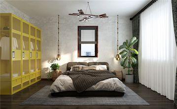 100平米东南亚风格卧室欣赏图