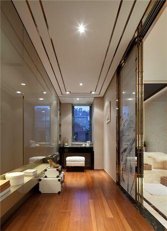 140平米别墅中式风格衣帽间图