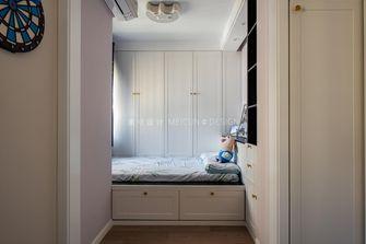 80平米三室一厅中式风格儿童房装修案例
