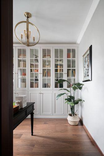 120平米三欧式风格书房装修图片大全