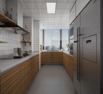 140平米四日式风格厨房装修案例