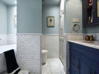 140平米三室两厅法式风格卫生间效果图