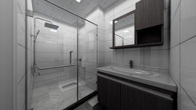140平米公寓中式风格卫生间效果图