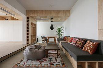 80平米日式风格客厅图片