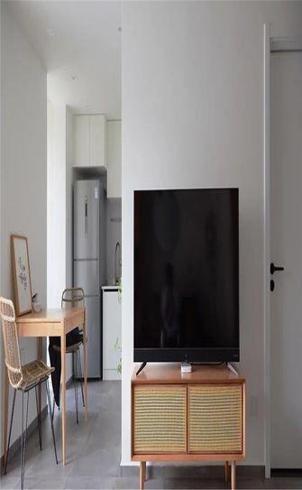 30平米小户型中式风格客厅设计图