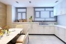 120平米公寓中式风格厨房设计图