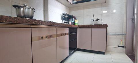 70平米公寓现代简约风格厨房装修图片大全