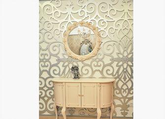 90平米三室两厅新古典风格梳妆台图片大全