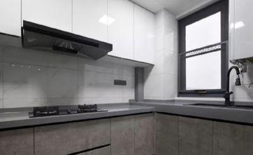 90平米混搭风格厨房装修效果图