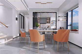 140平米复式其他风格餐厅装修案例