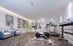 140平米四法式风格健身室图片