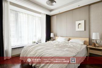 140平米四日式风格卧室装修效果图