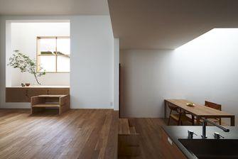 80平米复式日式风格客厅图片