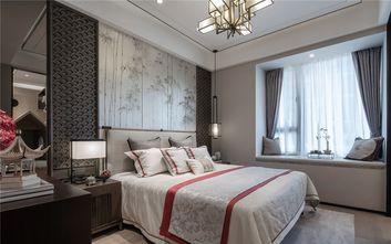 110平米三中式风格卧室图片大全