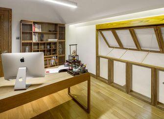 140平米三日式风格书房装修案例