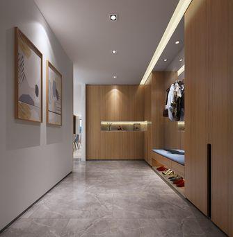 140平米四室三厅现代简约风格玄关装修图片大全