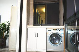 110平米三室两厅北欧风格阳台装修效果图