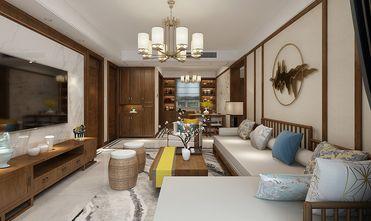 3万以下30平米以下超小户型中式风格卧室图片