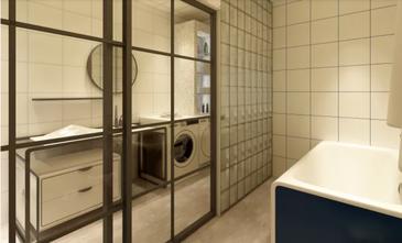100平米公寓现代简约风格卫生间效果图