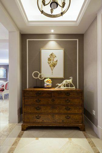 5-10万90平米三室两厅美式风格玄关图片