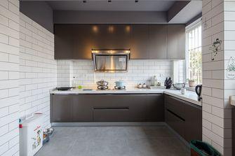 90平米三室三厅地中海风格厨房装修效果图