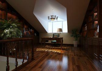 5-10万140平米复式欧式风格楼梯图片大全