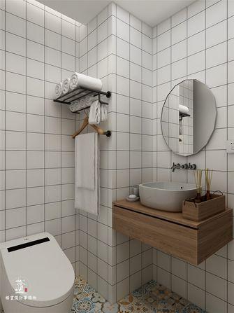 40平米小户型北欧风格卫生间装修图片大全
