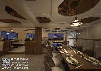 10-15万140平米中式风格楼梯间设计图