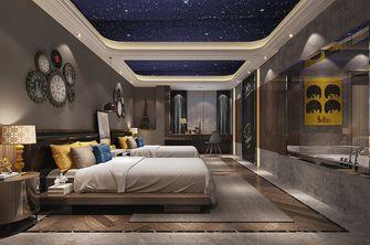 130平米三室两厅地中海风格卧室图