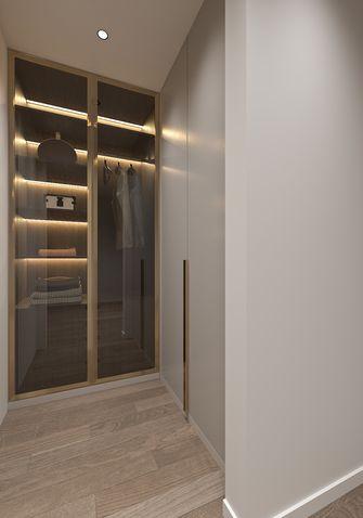 130平米三室两厅北欧风格玄关设计图