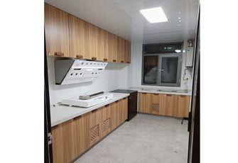 130平米三室两厅日式风格厨房图