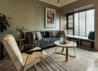 80平米三室两厅新古典风格客厅效果图