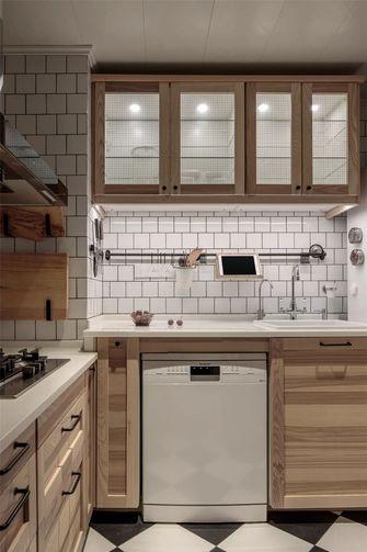 90平米三中式风格厨房图片大全