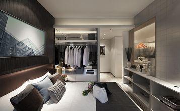 90平米三室一厅宜家风格衣帽间装修效果图