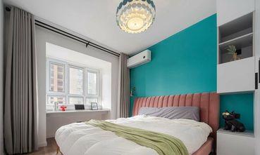 70平米三室两厅宜家风格卧室装修效果图
