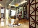 100平米三室三厅中式风格书房装修效果图