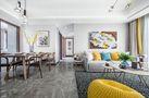 120平米三室一厅宜家风格玄关装修效果图