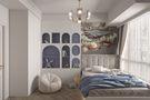 140平米三室两厅法式风格儿童房图