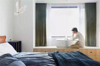 120平米北欧风格卧室欣赏图