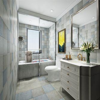 140平米别墅新古典风格卫生间装修效果图