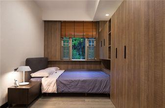 80平米英伦风格卧室图片
