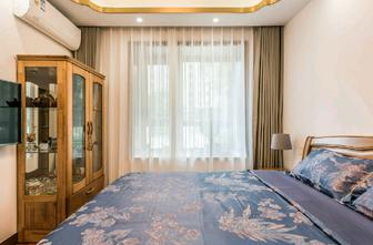 100平米中式风格卧室欣赏图