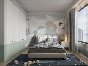 100平米三新古典风格儿童房装修效果图