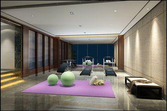 140平米别墅中式风格健身室装修案例