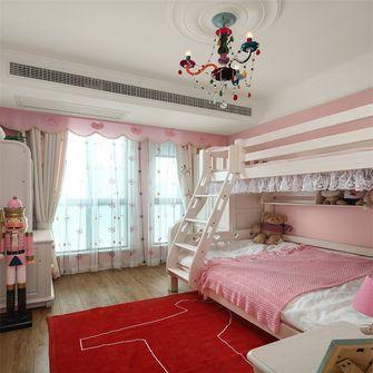 100平米三室一厅宜家风格儿童房图片大全
